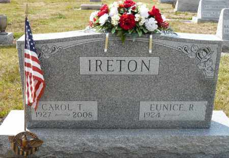 IRETON, EUNICE RUTH - Auglaize County, Ohio | EUNICE RUTH IRETON - Ohio Gravestone Photos