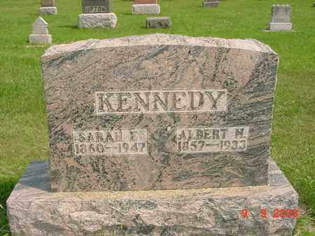 KENNEDY, ALBERT M. - Auglaize County, Ohio | ALBERT M. KENNEDY - Ohio Gravestone Photos