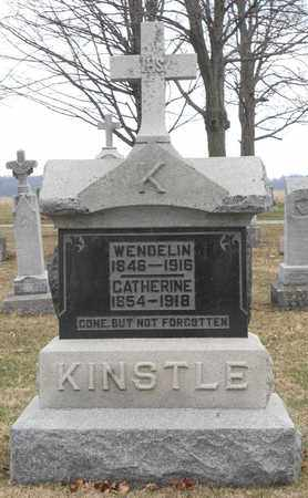KINSTLE, WENDELIN - Auglaize County, Ohio | WENDELIN KINSTLE - Ohio Gravestone Photos
