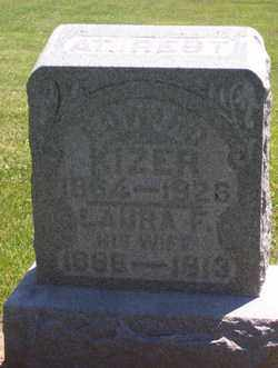 KIZER, LAURA - Auglaize County, Ohio | LAURA KIZER - Ohio Gravestone Photos