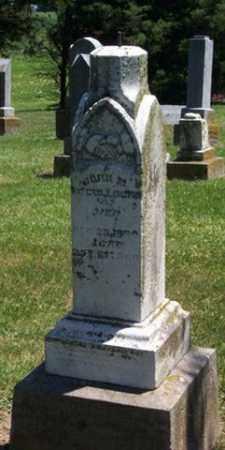 MCCULLOUGH, JOHN M - Auglaize County, Ohio | JOHN M MCCULLOUGH - Ohio Gravestone Photos