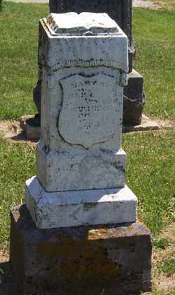 MCCULLOUGH, MARY M - Auglaize County, Ohio   MARY M MCCULLOUGH - Ohio Gravestone Photos