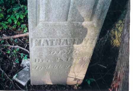 NYE, NATHAN - Auglaize County, Ohio | NATHAN NYE - Ohio Gravestone Photos