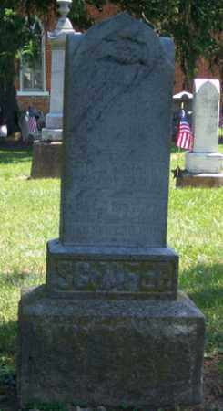 SCHAFER, ELLEN - Auglaize County, Ohio | ELLEN SCHAFER - Ohio Gravestone Photos