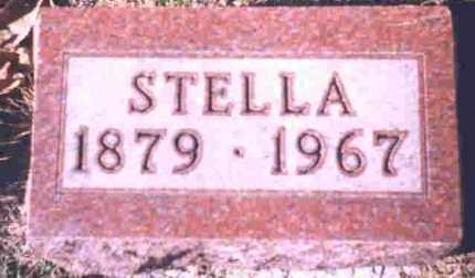 SCHAFFER, STELLA - Auglaize County, Ohio | STELLA SCHAFFER - Ohio Gravestone Photos