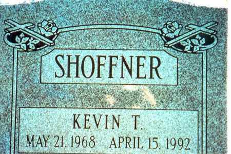 SHOFFNER, KEVIN T - Auglaize County, Ohio | KEVIN T SHOFFNER - Ohio Gravestone Photos