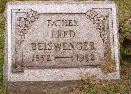 BEISWENGER, FRED - Belmont County, Ohio | FRED BEISWENGER - Ohio Gravestone Photos