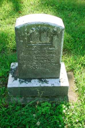 BOND, A - Belmont County, Ohio | A BOND - Ohio Gravestone Photos