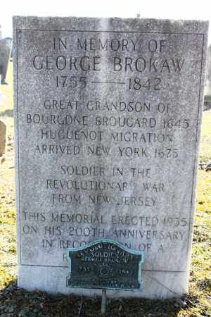 BROKAW, GEORGE - Belmont County, Ohio | GEORGE BROKAW - Ohio Gravestone Photos