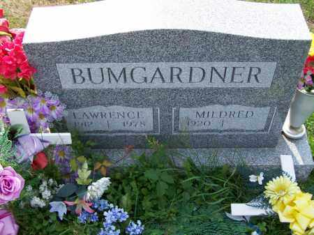 BUMGARDNER, LAWRENCE - Belmont County, Ohio | LAWRENCE BUMGARDNER - Ohio Gravestone Photos
