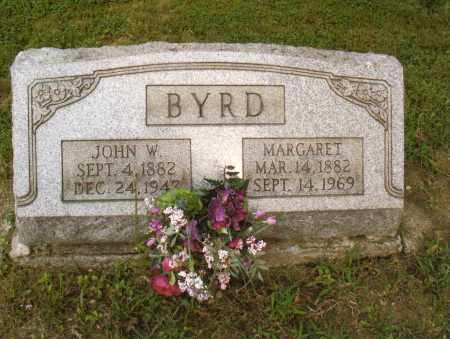 BYRD, JOHN W - Belmont County, Ohio | JOHN W BYRD - Ohio Gravestone Photos