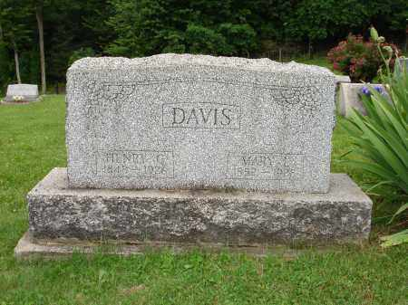 DAVIS, HENRY CLAY - Belmont County, Ohio | HENRY CLAY DAVIS - Ohio Gravestone Photos