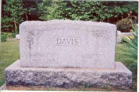GATTEN DAVIS, MARY L. - Belmont County, Ohio | MARY L. GATTEN DAVIS - Ohio Gravestone Photos