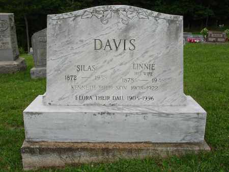 DAVIS, KENNETH - Belmont County, Ohio | KENNETH DAVIS - Ohio Gravestone Photos