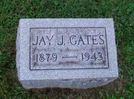 GATES, JOHN J - Belmont County, Ohio | JOHN J GATES - Ohio Gravestone Photos