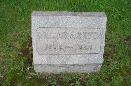 GIFFEN, WILLIAM A. - Belmont County, Ohio   WILLIAM A. GIFFEN - Ohio Gravestone Photos