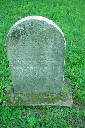 GREEN, UNKNOWN - Belmont County, Ohio | UNKNOWN GREEN - Ohio Gravestone Photos