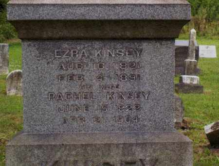KINSEY, EZRA - Belmont County, Ohio | EZRA KINSEY - Ohio Gravestone Photos