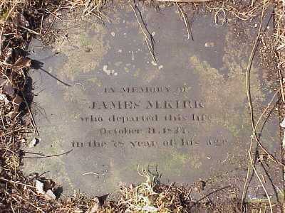 KIRK, JAMES M - Belmont County, Ohio | JAMES M KIRK - Ohio Gravestone Photos
