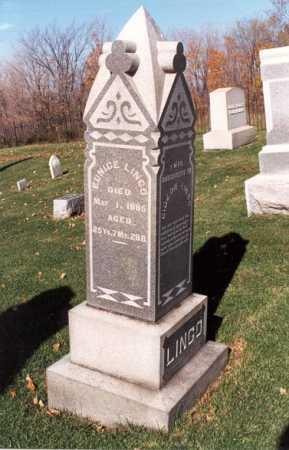 LINGO, EUNICE - Belmont County, Ohio | EUNICE LINGO - Ohio Gravestone Photos