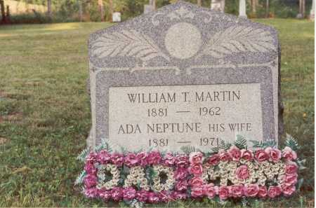 MARTIN, WILLIAM T. - Belmont County, Ohio | WILLIAM T. MARTIN - Ohio Gravestone Photos