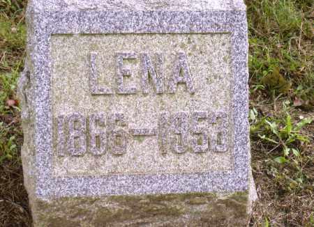 MASSER, MAGDALINA (LENA) - Belmont County, Ohio | MAGDALINA (LENA) MASSER - Ohio Gravestone Photos