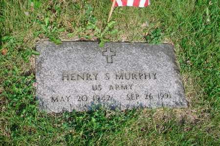 MURPHY, HENRY S - Belmont County, Ohio | HENRY S MURPHY - Ohio Gravestone Photos