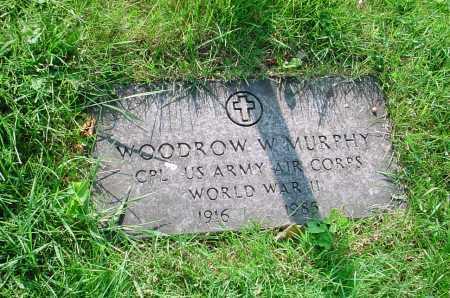 MURPHY, WOODROW W. - Belmont County, Ohio | WOODROW W. MURPHY - Ohio Gravestone Photos