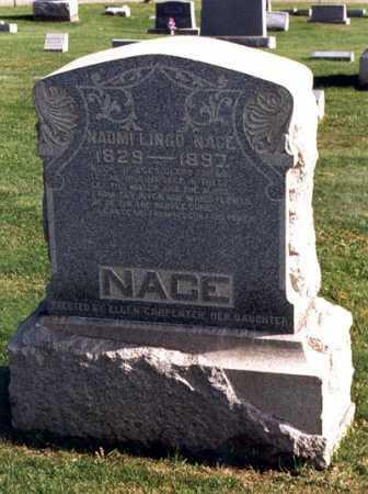 BOLON NACE, NAOMI LINGO - Belmont County, Ohio | NAOMI LINGO BOLON NACE - Ohio Gravestone Photos