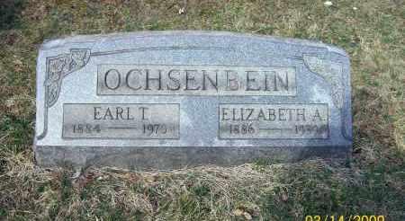 OCHSENBEIN, EARL T. - Belmont County, Ohio | EARL T. OCHSENBEIN - Ohio Gravestone Photos