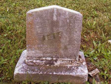 OCHSENBEIN, ICIE KATHERINE - Belmont County, Ohio | ICIE KATHERINE OCHSENBEIN - Ohio Gravestone Photos