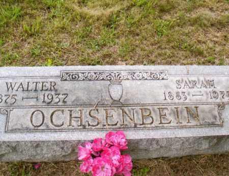 OCHSENBEIN, JAMES WALTER - Belmont County, Ohio | JAMES WALTER OCHSENBEIN - Ohio Gravestone Photos