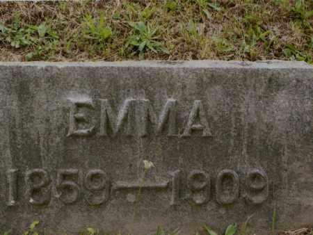 OCHSENBEIN, MARY EMMANALINE (EMMA) - Belmont County, Ohio | MARY EMMANALINE (EMMA) OCHSENBEIN - Ohio Gravestone Photos