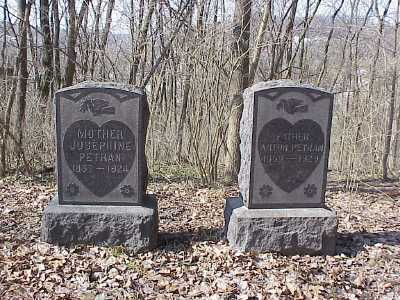 PETRAN, ANTON - Belmont County, Ohio | ANTON PETRAN - Ohio Gravestone Photos