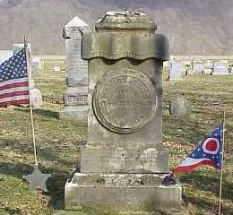 POGUE, DAVID - Belmont County, Ohio | DAVID POGUE - Ohio Gravestone Photos