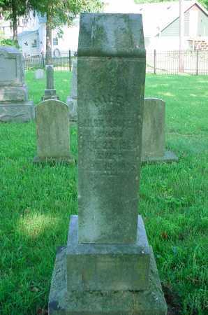 ROGERS, MILES - Belmont County, Ohio | MILES ROGERS - Ohio Gravestone Photos