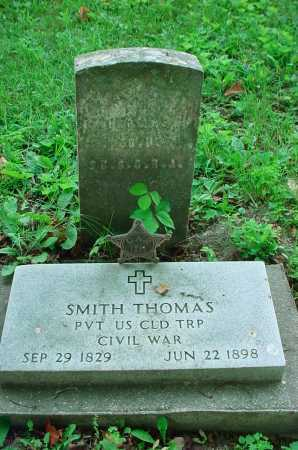 SMITH, THOMAS - Belmont County, Ohio | THOMAS SMITH - Ohio Gravestone Photos
