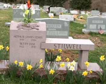 STILWELL, ARTHUR - Belmont County, Ohio | ARTHUR STILWELL - Ohio Gravestone Photos