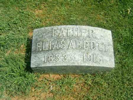 ABBOTT, ELISHA - Brown County, Ohio | ELISHA ABBOTT - Ohio Gravestone Photos