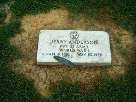 ANDERSON, JERRY - Brown County, Ohio | JERRY ANDERSON - Ohio Gravestone Photos