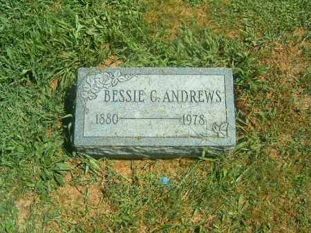 ANDREWS, BESSIE  C - Brown County, Ohio | BESSIE  C ANDREWS - Ohio Gravestone Photos