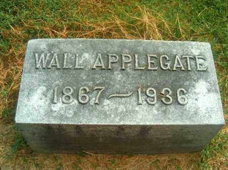 APPLEGATE, WALL - Brown County, Ohio | WALL APPLEGATE - Ohio Gravestone Photos