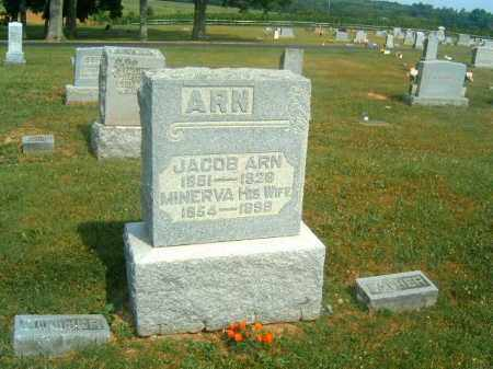 ARN, JACOB - Brown County, Ohio | JACOB ARN - Ohio Gravestone Photos