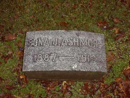 ASHMORE, EDNA  J - Brown County, Ohio   EDNA  J ASHMORE - Ohio Gravestone Photos