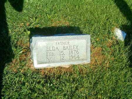 BAILEY, ELDA - Brown County, Ohio | ELDA BAILEY - Ohio Gravestone Photos
