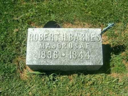 BARNES, ROBERT  H - Brown County, Ohio | ROBERT  H BARNES - Ohio Gravestone Photos