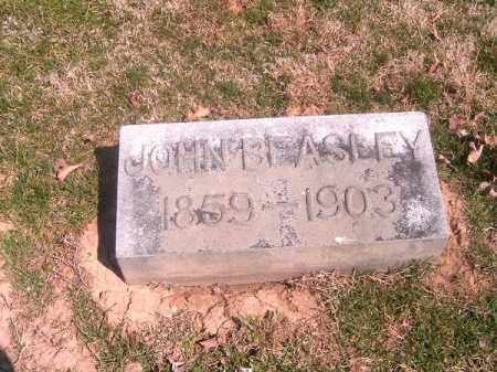 BEASLEY, JOHN - Brown County, Ohio   JOHN BEASLEY - Ohio Gravestone Photos