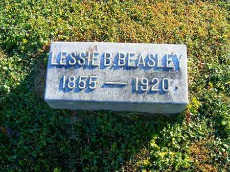 BEASLEY, LESSIE   B - Brown County, Ohio | LESSIE   B BEASLEY - Ohio Gravestone Photos