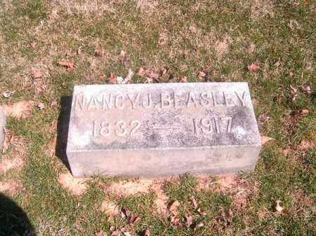BEASLEY, NANCY  J - Brown County, Ohio | NANCY  J BEASLEY - Ohio Gravestone Photos