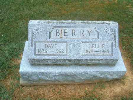 BERRY, DAVE - Brown County, Ohio | DAVE BERRY - Ohio Gravestone Photos